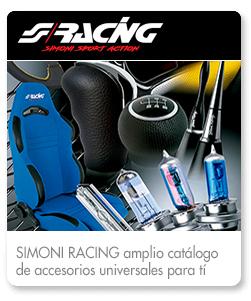 Accesorios deportivos Simoni Racing
