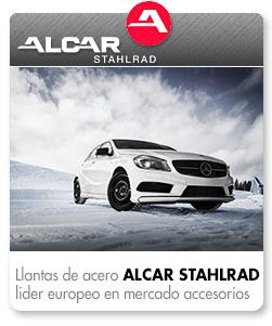 Llantas de acero Alcar Stahlrad