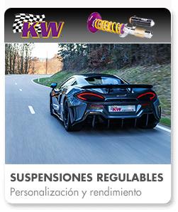 Suspensiones regulables KW